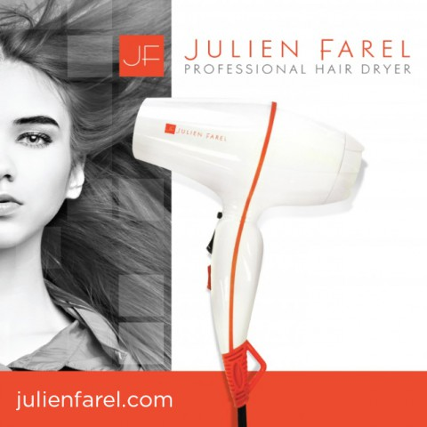 JULIEN FAREL PROFESSIONAL HAIR DRYER 1875W