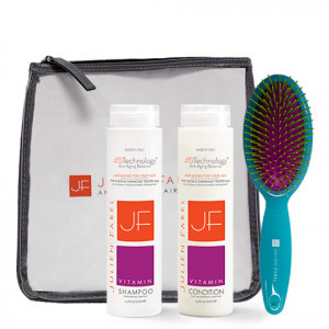 Vitamin Duo with Brush Kit
