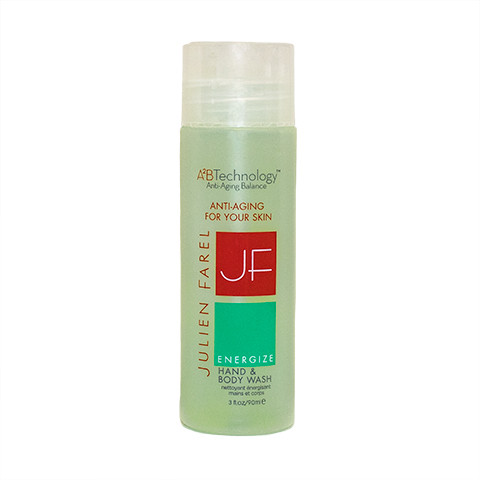 julien farel energize hand and body wash 90ml